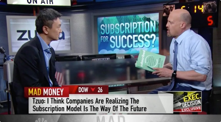 I'm urging everyone to buy this... the manifesto for this year. Jim Cramer, Mad Money